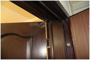 Ограничители открывания дверей